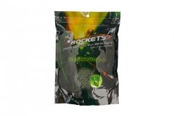 Rockets - Kulki BIO 0,23g 1kg - DARK GREEN