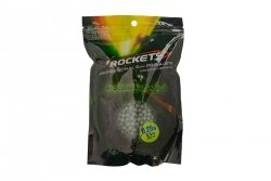 Kulki Rockets Professional BIO 0,25g - 0,5kg - DARK GREEN