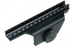 Szyna RIS 22mm do M14A1 - czarna