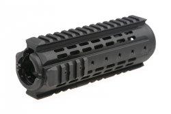 IMI - Front RIS IMI-ZPG06 MRS-C Modular handguard - Czarny