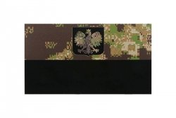 Naszywka IR - Flaga Polska A1 - Pencott™ GreenZone