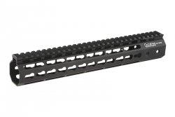 Chwyt przedni typu KeyMod 12 - czarny