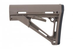 Kolba CTR Carbine Stock - Mil-Spec - Flat Dark Earth