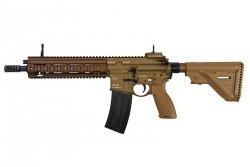 Replika karabinka HK416 A5 GBBR - tan