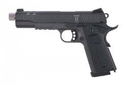 Replika pistoletu RUDIS II ACTA NON VERBA CO2 - szara