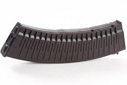 TWI - Magazynek MOLOT Mid-Cap na 150 kulek do AK - śliwkowy