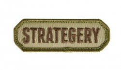 MIL-SPEC MONKEY - Morale Patch - Strategery - Multicam