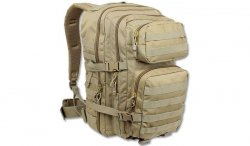 Mil-Tec - Plecak Large Assault Pack - Coyote