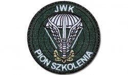 Combat-ID - Naszywka JWK Pion Szkolenia Lubliniec - Gen I