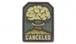 MIL-SPEC MONKEY - Morale Patch - Canceled - PVC - Multicam