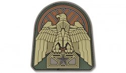 MIL-SPEC MONKEY - Morale Patch - Industrial Eagle - PVC - Multicam