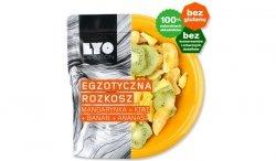 LYO Expedition - Owoce liofilizowane EGZOTYCZNA ROZKOSZ 30g