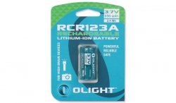 Olight - Akumulator Li-ion - RCR123A 3,7V 650 mAh