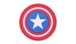4TAC - Naszywka 3D - Captain America