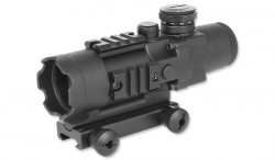 Aim-O - Luneta 4x32 Illumination Tactical Compact Scope - AO 3036-BK