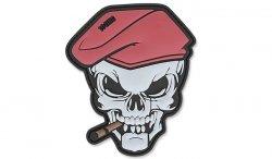 101 Inc. - Naszywka 3D - Skull Cigar
