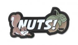 101 Inc. - Naszywka 3D - Nuts!
