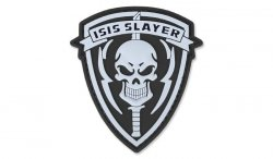 4TAC - Naszywka 3D - ISIS Slayer