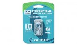 Olight - Bateria Litowa - CR123A 3V 1600 mAh