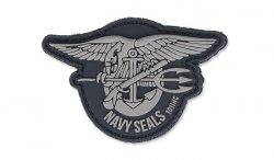 101 Inc. - Naszywka 3D - Navy Seals - Szary