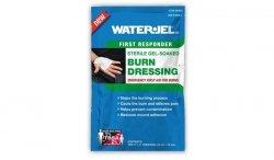 Water-Jel - Sterylny opatrunek na oparzenia - 10 x 10 cm