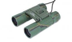 Mil-Tec - Lornetka Mini 10x25 - Camo - 15702020