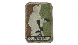 MIL-SPEC MONKEY - Morale Patch - Soul Stealer - Arid