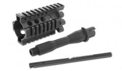 MadBull - Daniel Defense AR15 4'' Lite Rail Kit - Czarny