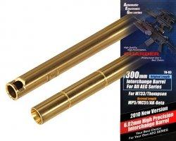 Lufa precyzyjna 6.02mm o długości 300mm [GUARDER]
