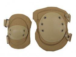 Ochraniacze na kolana i łokcie typu Alta - TAN [8FIELDS]