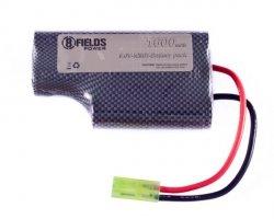 Akumulator NiMH 1600 mAh 9,6V - typ kostka mini [8FIELDS]