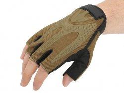 Military Combat Gloves mod. I (Size L) - Tan [8FIELDS]