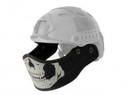 Ochrona twarzy do hełmów/kasków FAST - Skull