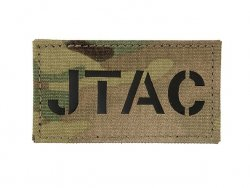 Naszywka ID Joint Terminal Attack Controller - Multicam [EM]
