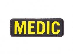Naszywka MEDIC PVC 3 [EM]