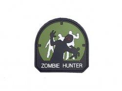 Naszywka Zombie Hunter PVC 3 [EM]