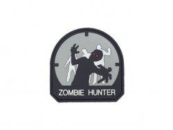 Naszywka Zombie Hunter PVC 4 [EM]