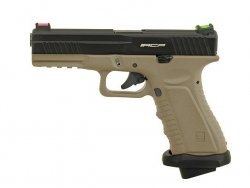 APS - Replika ACP601 CO2 Pistol - Dark Earth