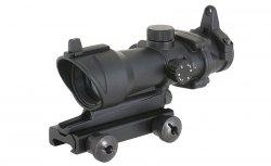 Karabinowy celownik kolimatorowy 1X32 - Black [Aim-O]