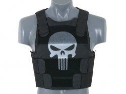 Skull Body Armor - Black [8FIELDS]