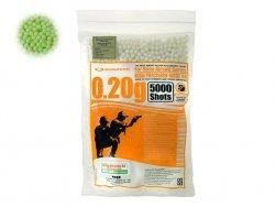 Fluorescencyjne kulki 0,20g - 5000 szt. [Guarder]