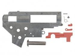Wzmocniony szkielet gearbox'a V2 QSC - 8mm [SLONG AIRSOFT]