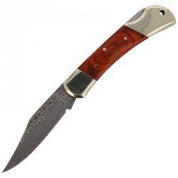 Herbertz - Nóż Damascus 37 warstw Clip Point (265711)