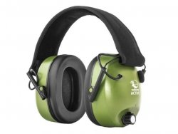 RealHunter - Ochronniki słuchu aktywne Olive (258-013)
