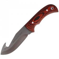 Muela - Nóż Skinner Pakkawood 115mm (BISONTE-11R)