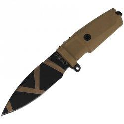 Extrema Ratio - Nóż Shrapnel OG Desert Warfare