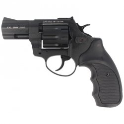 Zoraki - Rewolwer alarmowy R1-2.5 kal. 6mm long Black (R125BP)