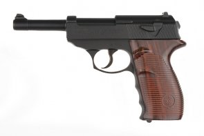C41-P38 Pistolet wiatrówka C41