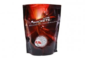 Kulki Rockets Professional 0,20g 1kg