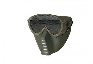 Maska Ventus Eco - olive